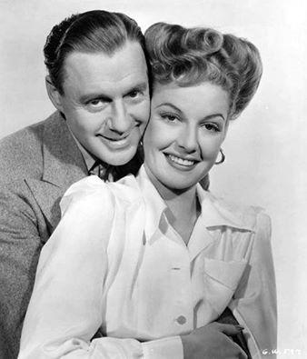 Jack Benny & Ann Sheridan