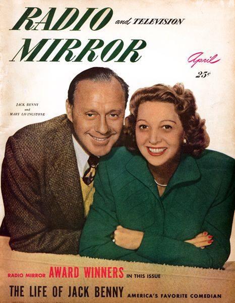 Jack Benny & Mary Livingstone