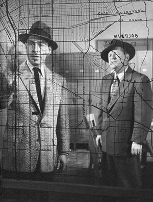 Jack Webb and Ben Alexander