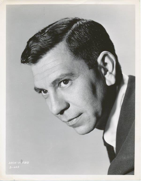 Jack Webb in the Escape classic