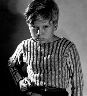 The film's nne-year-old star Jackie Cooper became the youngest performer to receive a lead actor Oscar nomination. He lost the Academy Award to veteran Lionel Barrymore, who won for