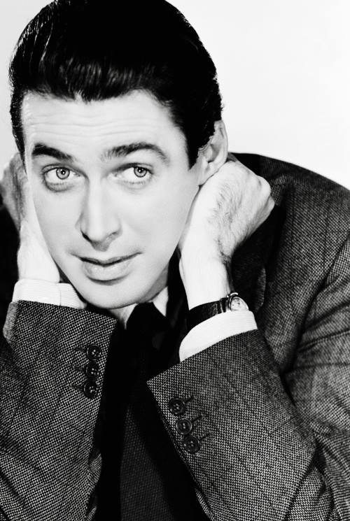 James 'Jimmy' Stewart for 'The Shop Around the Corner' - 1940