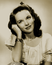 Janet Waldo was featured as Jan [Shaw] Lewis