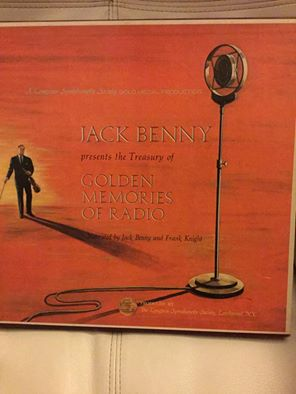 Jack Benny Golden Momories