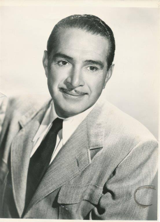 J. Carrol Naish, star of radio's