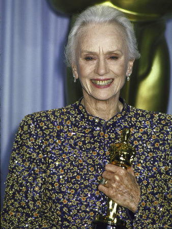 The Green Year star JESSICA TANDY