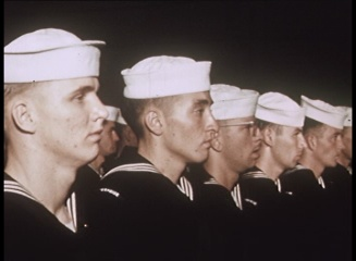JFK NAVY SPEECH - Narrated by Jean Shepherd
