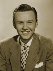 Jimmy Lydon was featured as Jimmy Lewis