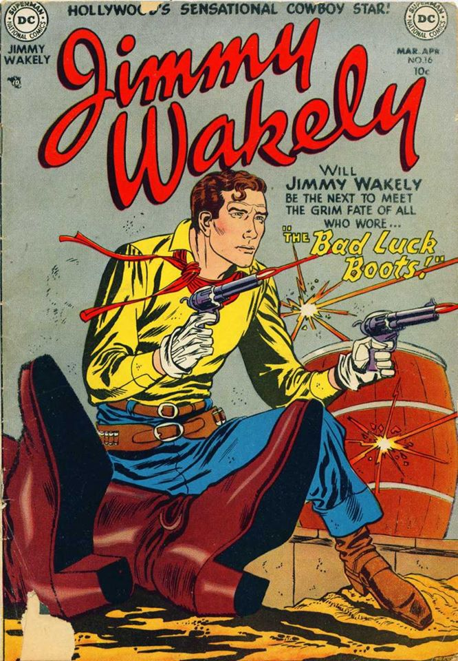 Actor Jimmy Wakely