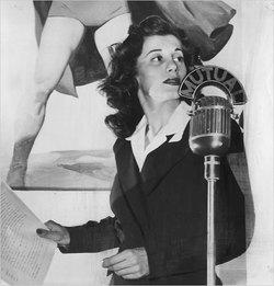 Joan Alexander in