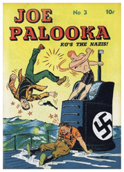 Joe Palooka Comics Issue No.3 for Harvey Comics