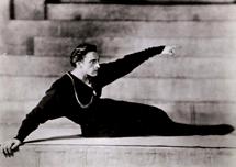 The Great Barrymore as Hamlet circa 1922