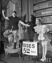 Publicity photo for 1947's My Friend Irma