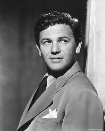 Actor John Garfield