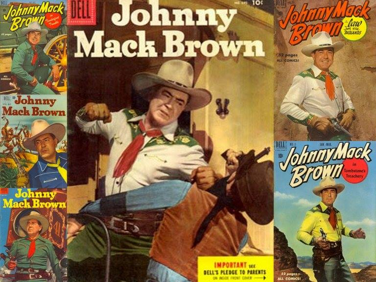 The Man From Alabama With Johnny Mack Brown