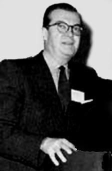 Joseph Kearns circa 1954