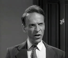 Joseph Julian ca. 1960, from Alfred Hitchcock Presents.