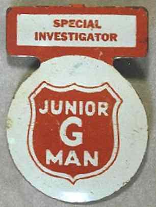 Junior G men