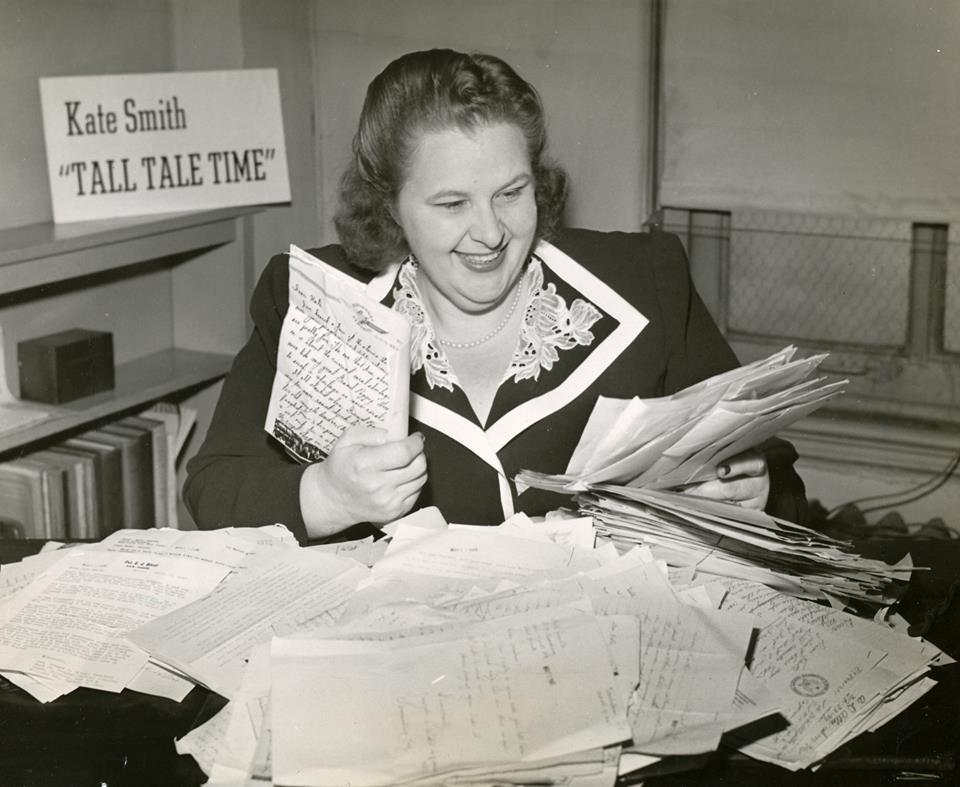 The Voice of America - Kate Smith -