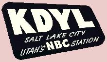 KDYL logo circa 1946
