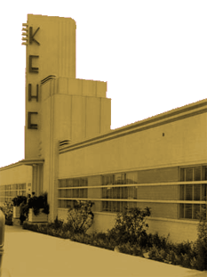 Captains of Industry aired first over KNX, then KEHE [Hearst Radio] from its newly built (1936) art-deco studios at 141 N. Vermont, in Los Angeles, adjacent to Los Angeles Community College.