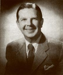 Ken Carpenter circa 1943