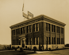 Oakland Radio station KGO first began transmitting from a General Electric engineering facility