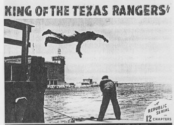 King of texas ranger