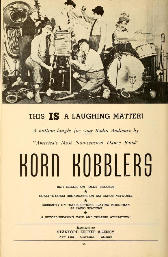 The Korn Kobblers