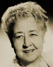Verna Felton circa 1952