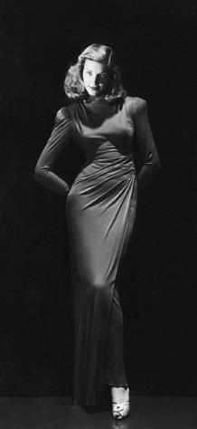 Lauren Bacall, ca. 1944