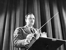 Leith Stevens circa 1944