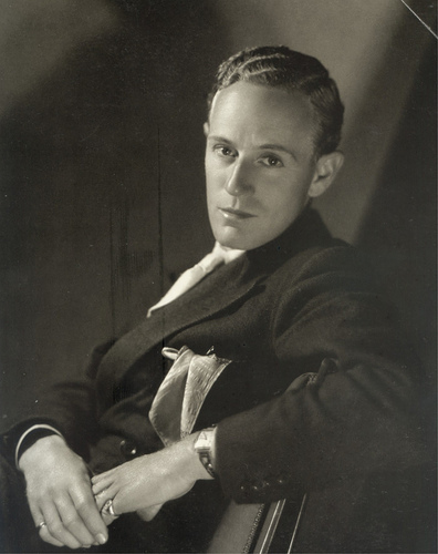 Actor Leslie Howard