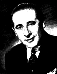 Composer and Organist Lew White composed the Boston Blackie theme