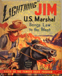 Lighting Jim Comics