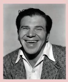 Lionel Stander publicity photo, ca. 1938