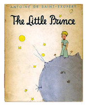 The Little Prince was Antoine de Saint-Exupéry's contribution to American Literature. He wrote the charming novel while living on Long Island at Asharoken in the summer and fall of 1942