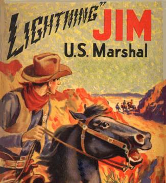 LIGHTNING JIM