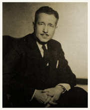 Lloyd G Del Castillo circa 1940