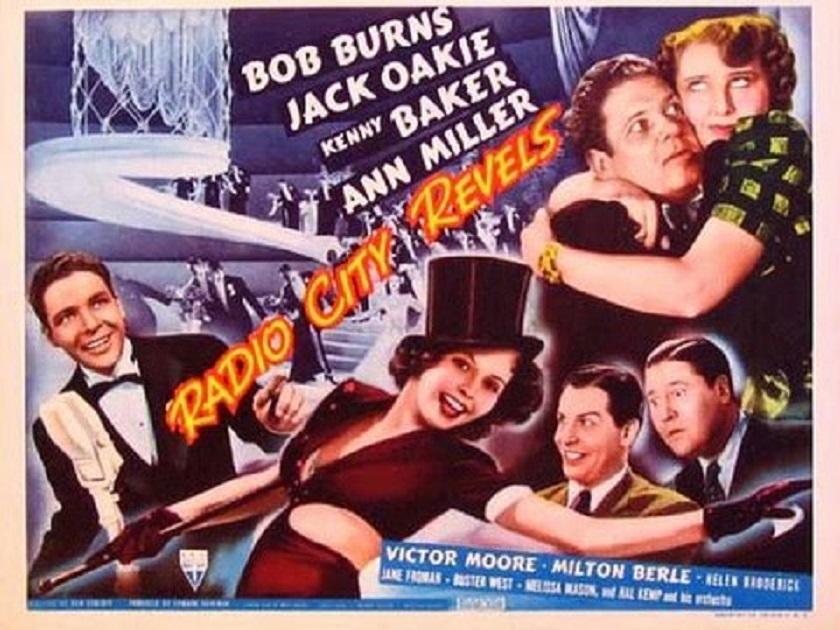 Radio City Revels (1938)