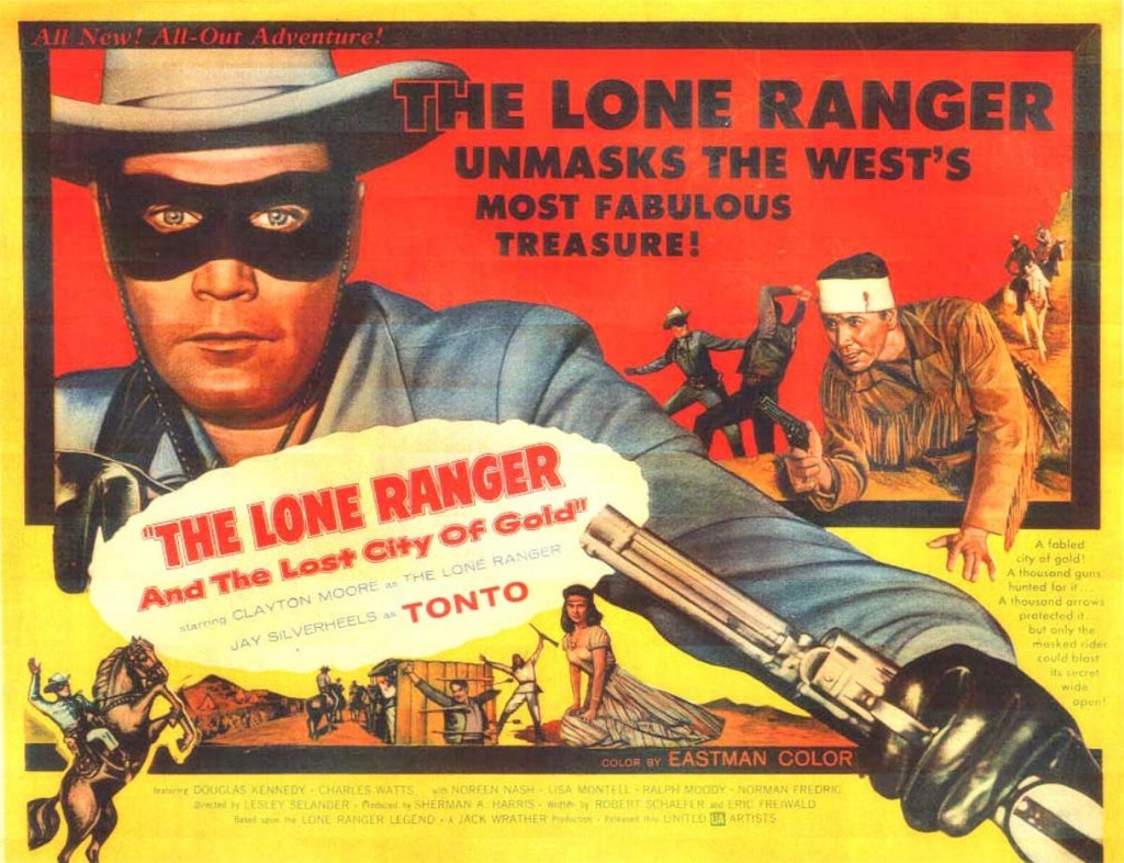 Lone Ranger City olf Gold