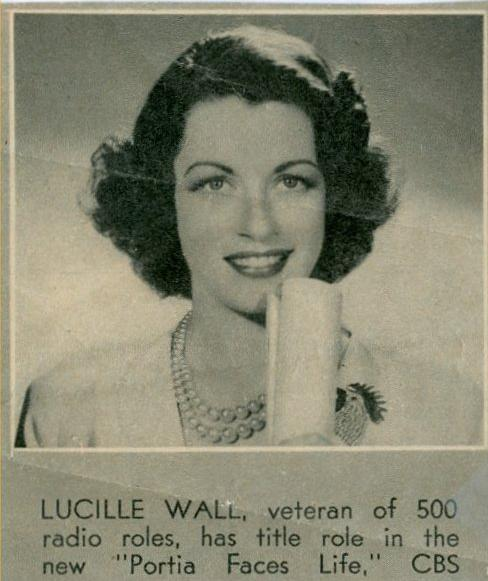Lucille Wall