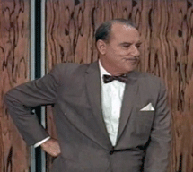 Gale Gordon as Mr. Mooney in The Lucy Show from 1967