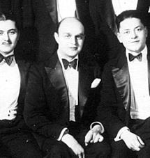 Ludwig 'Lud' Gluskin circa 1927