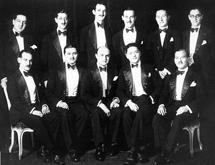 Lud Gluskin Orchestra circa December 1927