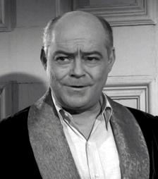 Luis van Rooten circa 1958