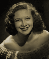 Lurene Tuttle circa 1940