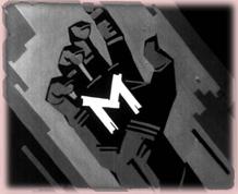 M title screen