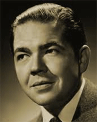 Marvin Miller, yet another of the era's 'man of a thousand voices' played many of the roles during The Amm-i-dent Show