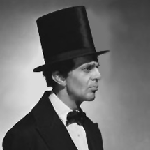 Raymond Massey as Abraham Lincoln in Film.